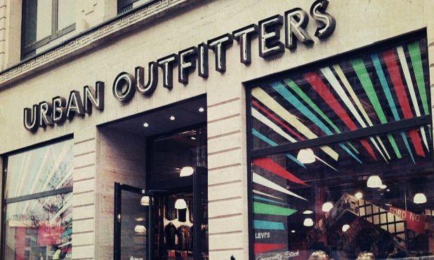 看Urban Outfitters如何将实体门店做到极致