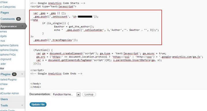 为什么追踪博客作家?如何使用谷歌自定义设置跟踪博客作家?